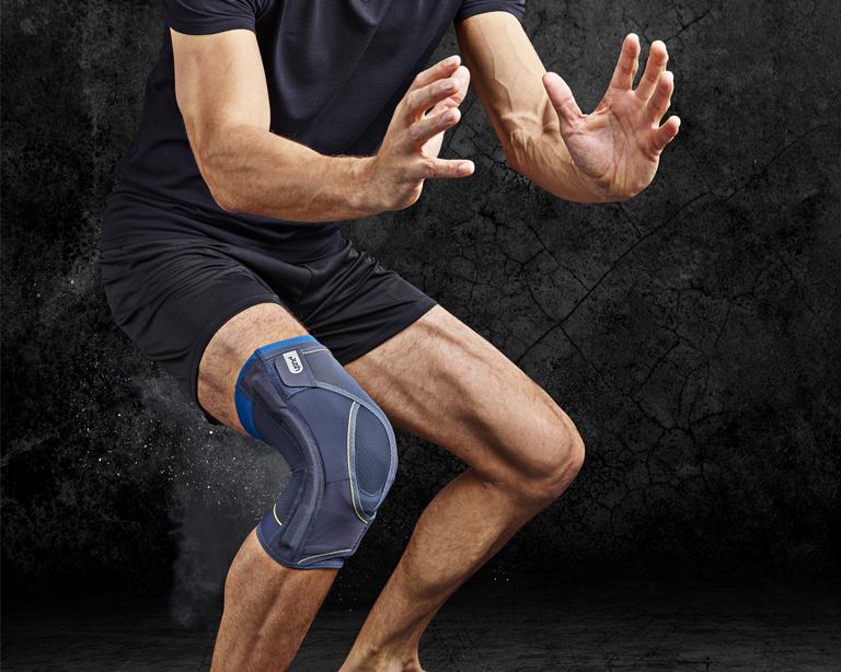 kolenní ponožka